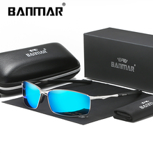 BANMAR Brand Polarized Sunglasses Men New Eyes Protect Sun Glasses With Accessories Unisex Driving Goggles Oculos De Sol A559 polarized sunglasses hd lens eyes protect pilot sun glasses men woman unisex high quality driving goggles oculos de sol s749
