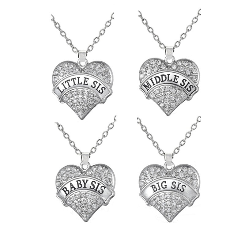 Le Sisters Forever Necklace From China