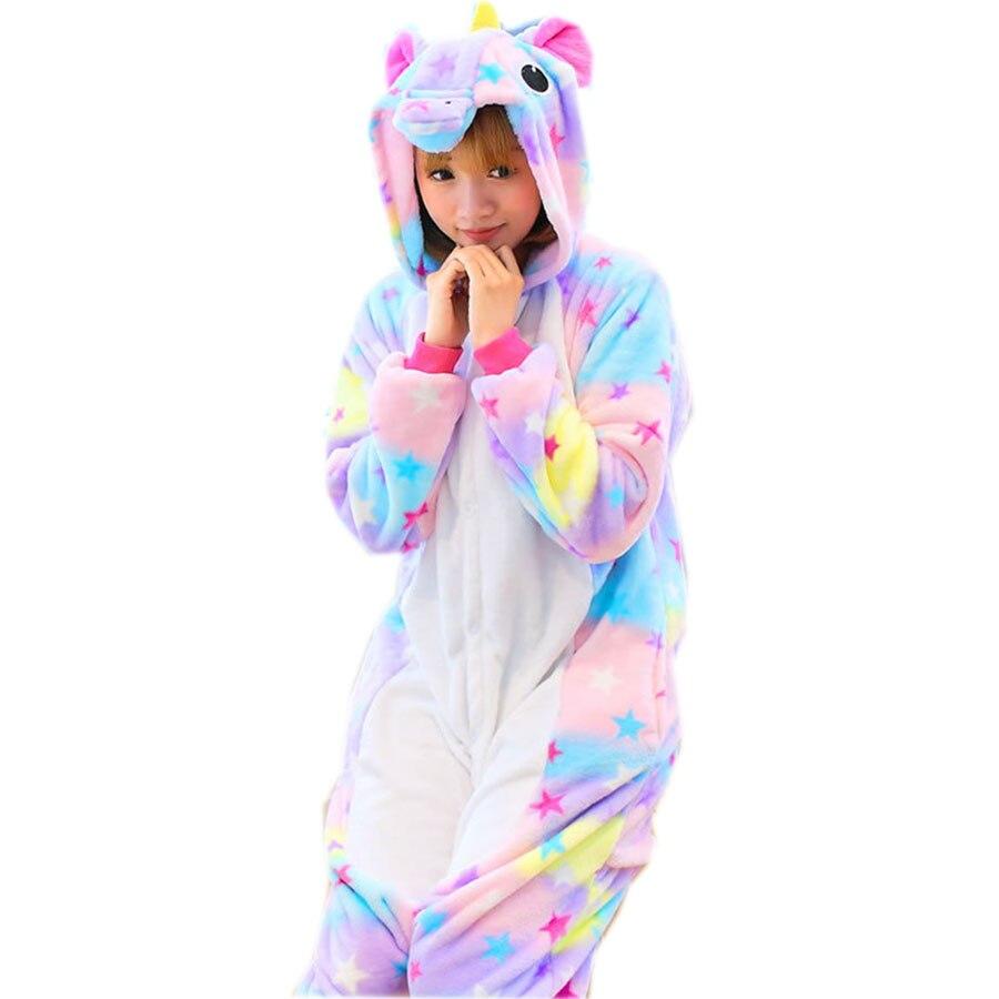 Pijama De Unicornio For Women Unicorn Pyjama Winter Licorne Femme Family Matching Christmas Pajamas Set Tmall Supplier CX168