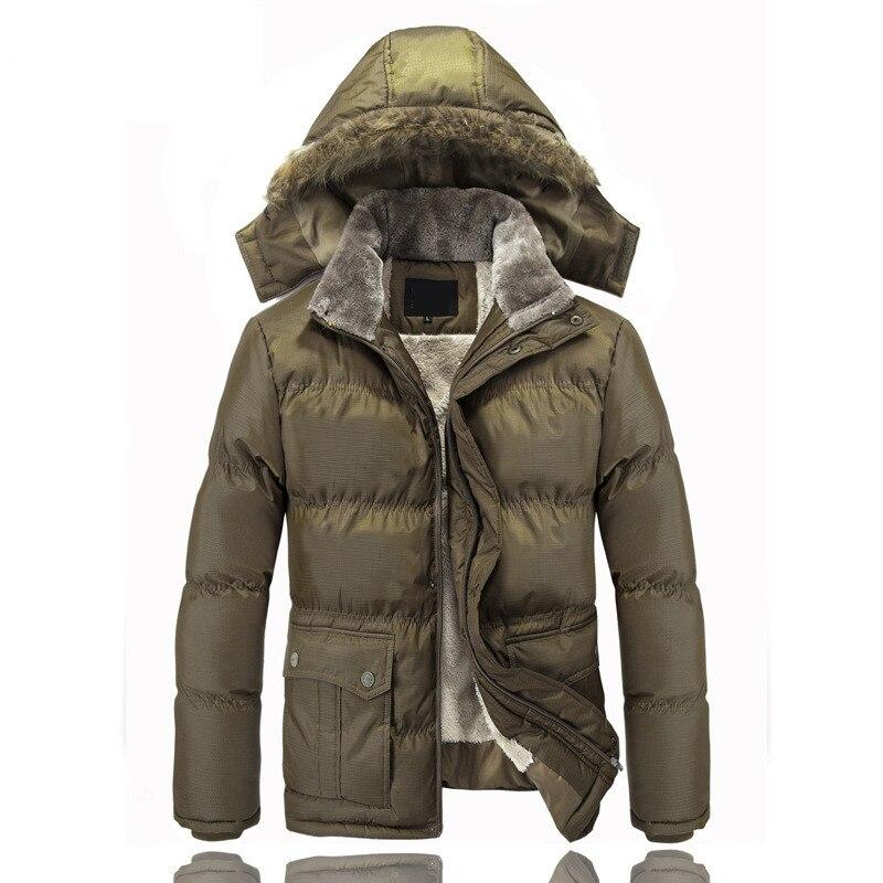 MRMT 2018 Marque homme Veste À Capuche Col Debout Coton Costume Manteau pour Homme Veste Coton Manteau Vêtements Vêtements vêtement