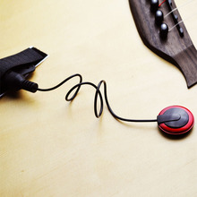 Guitar Pickup Professional Piezo Contact Microphone For Violin Banjo Mandolin Ukulel Accessories Pickups