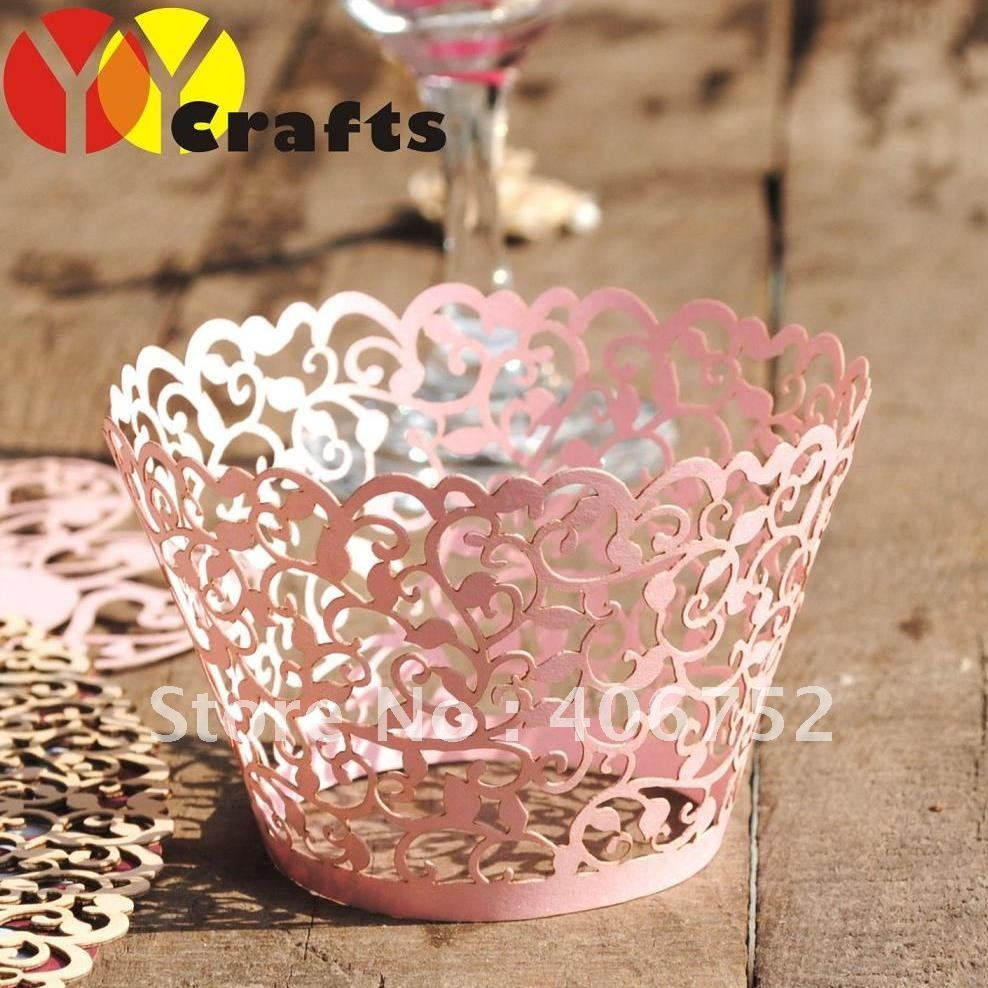 Aliexpress.com : Buy Mixed color, Candy box, Cupcake wrappers, Cake ...