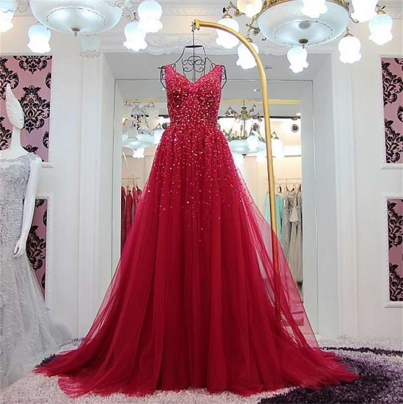 Fein Rote Kleider Für Die Hochzeit Ideen - Brautkleider Ideen ...