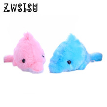 Здесь можно купить  Cute sea dolphin stuffed toys for children, intimate gifts, and best playmates for kids (pink and blue)t37  t38
