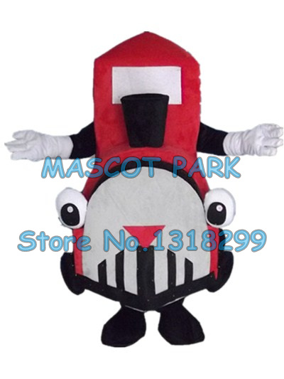 railway engine train mascot costume custom adult size cartoon character cosply carnival costume 3186