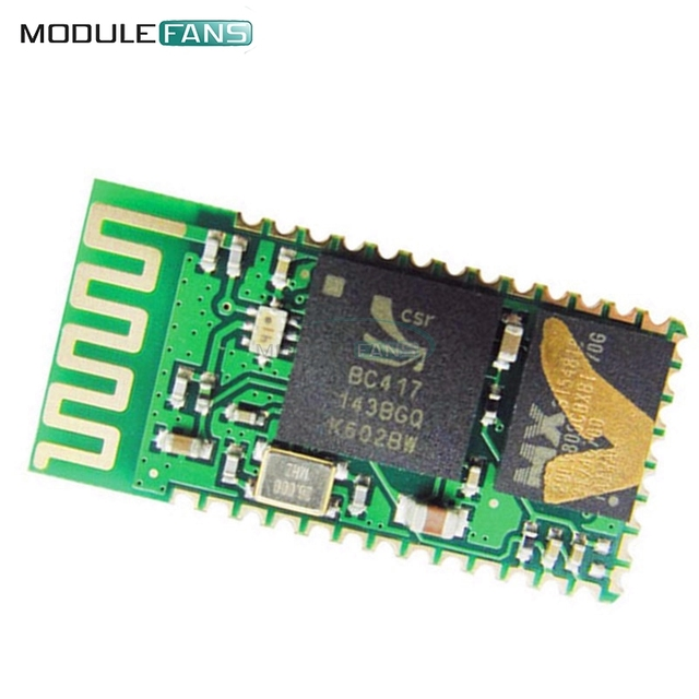 HC-05 HC05 Bluetooth Sem Fio Módulo Transceptor Para Arduino RF Industrial Módulo Bluetooth RS232/TTL Para Conversor UART Módulo