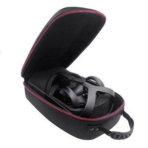 Image 2 - الصلب إيفا السفر حقيبة غطاء وقائي صندوق تخزين غطاء حمل الحقيبة حالة ل كويست Oculus الواقع الافتراضي نظام و اكسسوارات