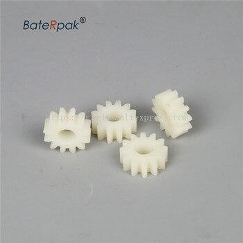цена на BateRpak MY-380F Dry-ink coding machine spare parts ,Transit middle plastic gear,4pcs price