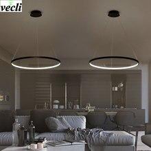 Modern LED chandelier Novelty loft illumination Nordic Fixtures home lighting living room lights dining room hanging lamps