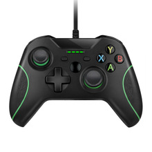 USB Wired Controller Controle For Microsoft Xbox One Controller Gamepad For Xbox One Slim PC Windows Mando For Xbox one Joystick геймпад microsoft xbox one cable for windows 10 черный usb беспроводной виброотдача обратная связь