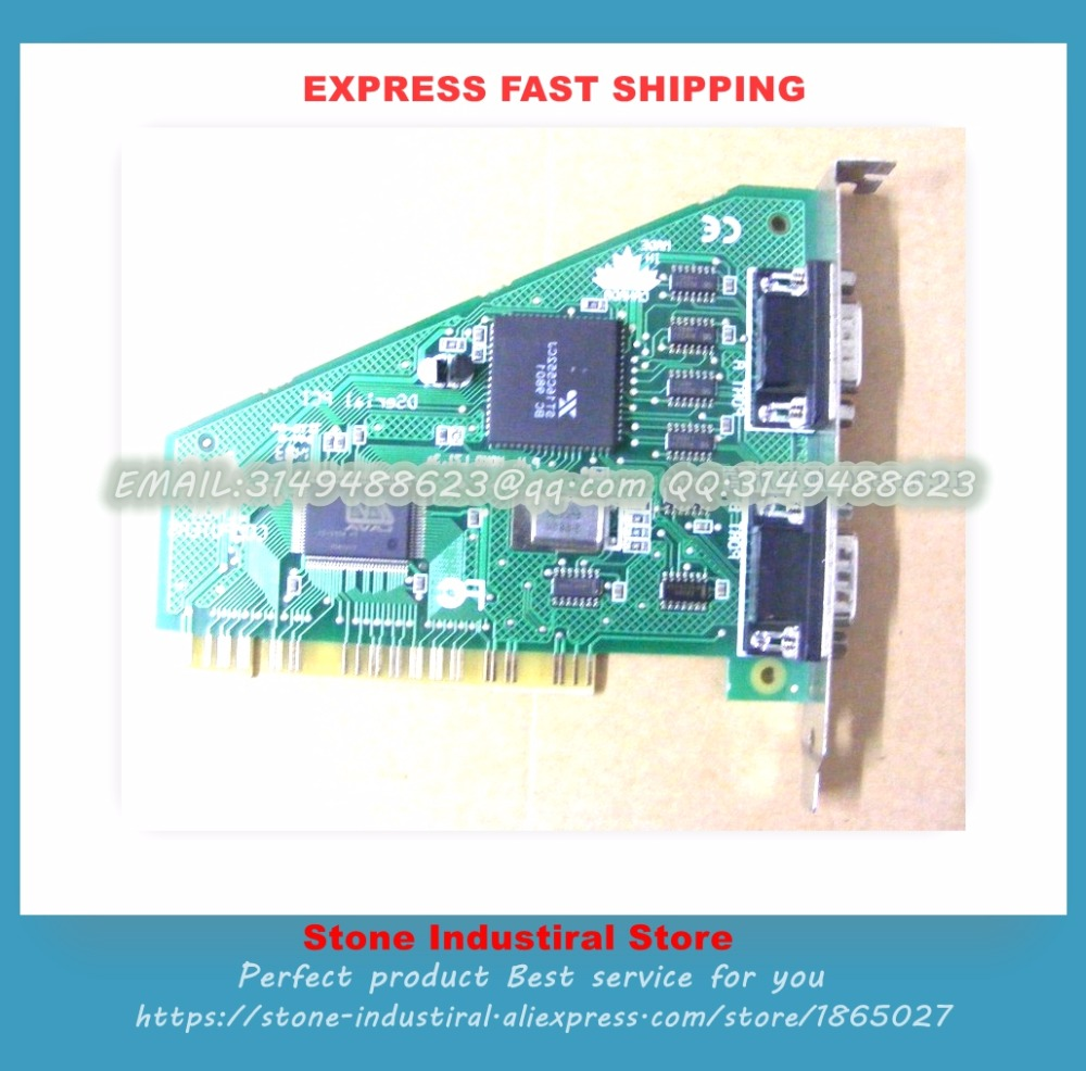 Lava Computer 2SP DSerial PCI Parallel Combo Adapter 100% test good quality lava a 2