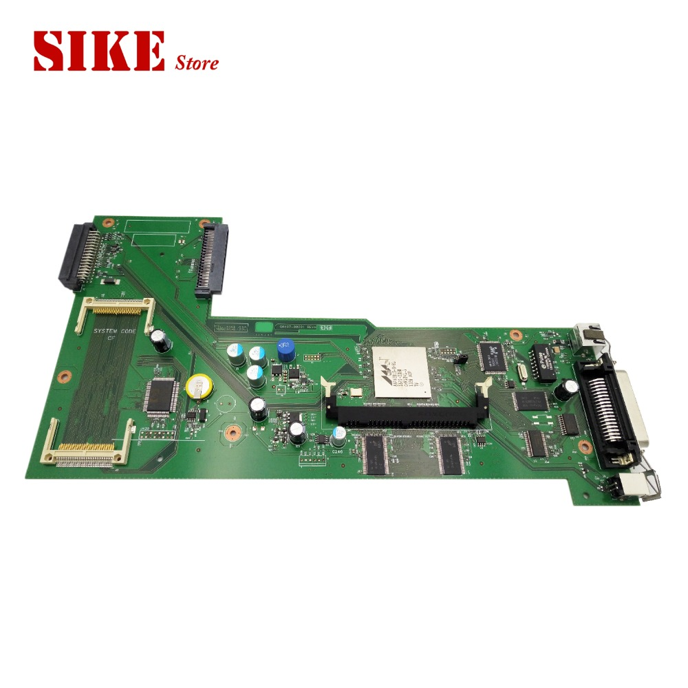 Q6498-60003 Logic Main Board Use For HP LaserJet 5200n 5200tn 5200dtn HP5200n Formatter Board Mainboard sakura q7516a black тонер картридж для hp laserjet 5200 5200 dtn 5200tn 5200l