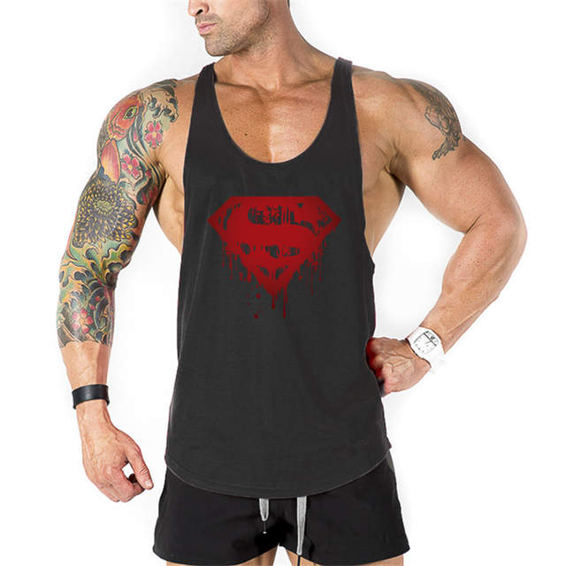 0c67fca0b55d81 placeholder New brand Gyms Clothing Tank Tops Fitness Mens Bodybuilding  Tanktops Cotton Vest For Muscle Men body