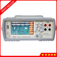 TH2516 DC micro ohmmeter Resistance Tester with high density SMD technology