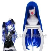 Anime Land Of The Lustrous Houseki No Kuni Phosphophyllite Blue Short Wigs Lapis Lazuli Long Straight