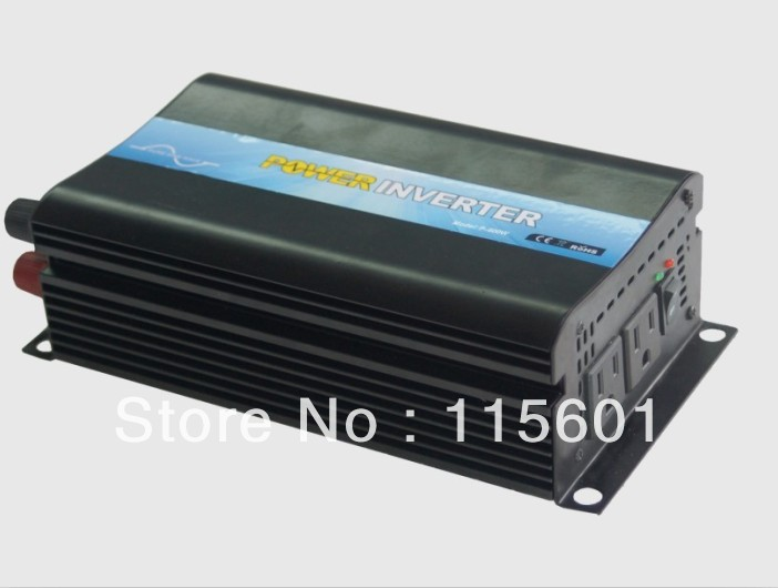 Factory Direct Selling Home Inverter Solar Input Dc 48v Output Ac 220v/230v/240v 600w One Year Warranty High Resilience Inverters & Converters