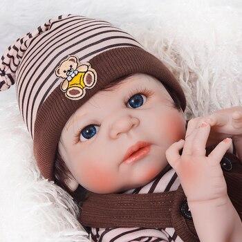 Кукла-младенец KEIUMI 23KUM1507-171-WIG 4