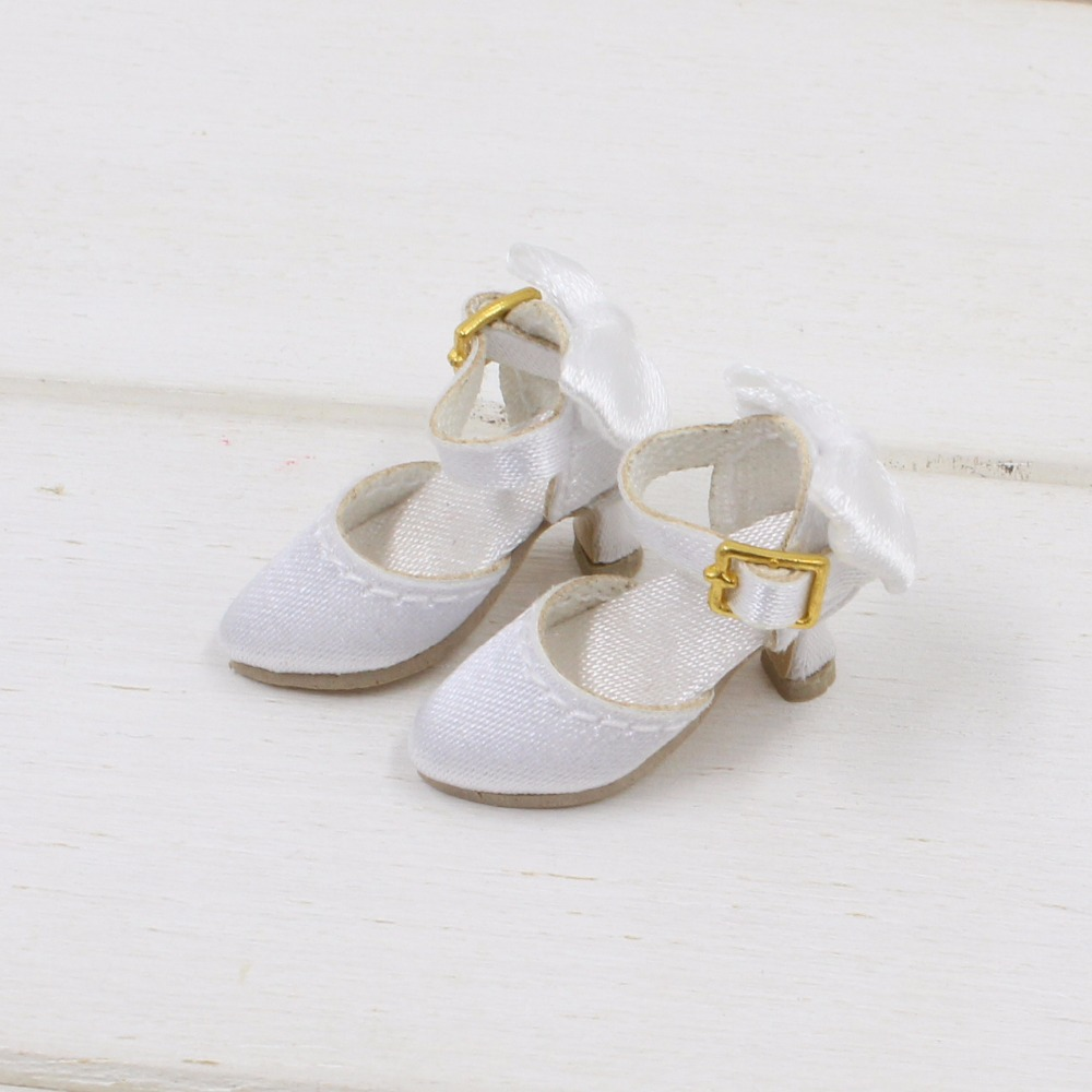Neo Blythe Doll Vintage High Heels Shoes 7