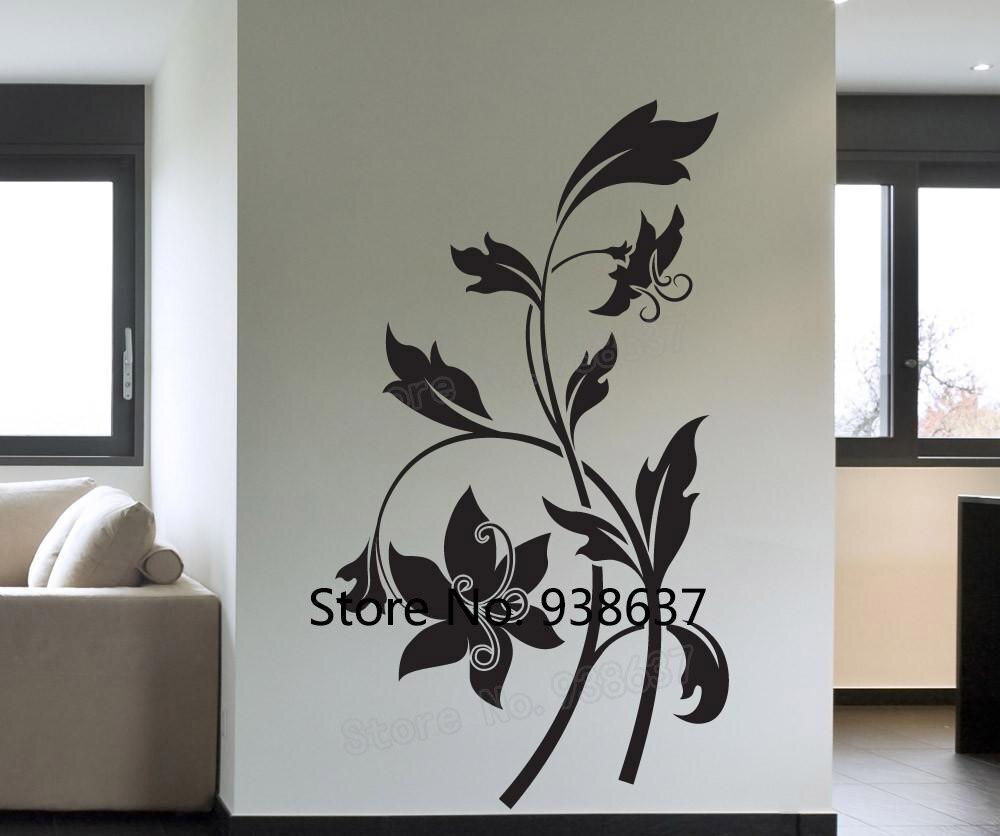 Lily Reben Kunst Aufkleber Haus Innen Decor Wohnzimmer Removable ...