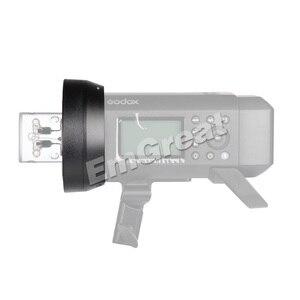 Image 2 - Godox AD400Pro Austauschbare Montieren Ring Adapter für Elinchrom Montieren Zubehör Godox AD400 Pro