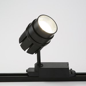 30W Spotlight Lamp Theater Stage Zoom Spotlights LED Projection Focus Track Lights 165-265V