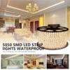 TSLEEN Free Shipping Cutable Waterproof 60LED M 30M 40M 50M 100M LED Strip Light Lamp Light
