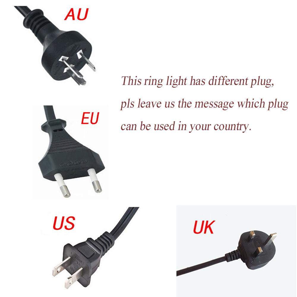 ring light plug