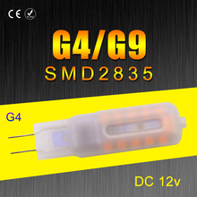 Led Bulb G4 12V DC G9 Lamps 2835 Bombillas Flame Decoration Light One Mode Flickering Effect Bulbs
