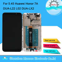 "Original M&Sen For 5.45"" Huawei Honor 7A/Honor 7S LCD Screen Display+Touch Digitizer Frame Honor Play 7 DUA-TL00/DUA-L22/DUA-L12"