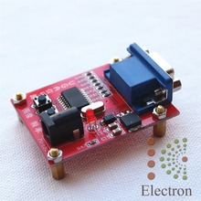 LCD Repair Tools VGA LCD Signal Generator LCD Display Tester Test Signal Source 7 12V power