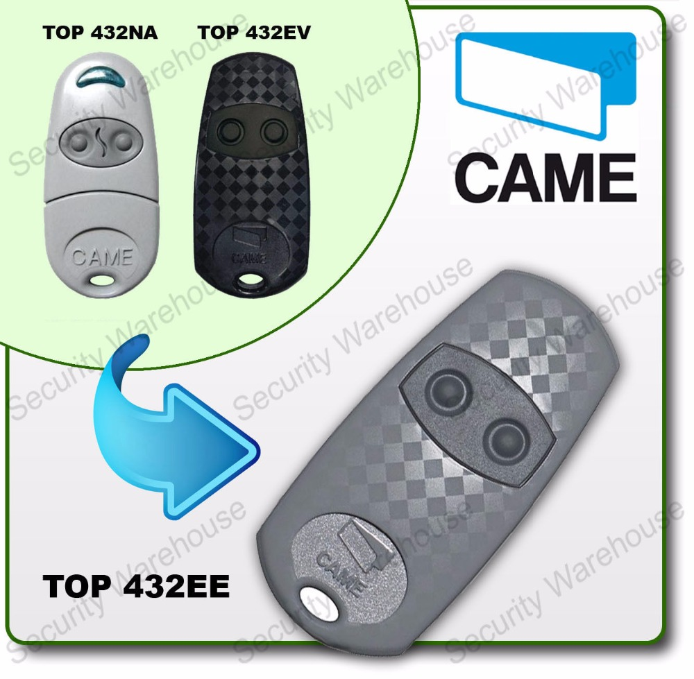 Duplicator Copy CAME remote control TOP432EV TOP432EE TOP432NA With Battery Key Fob top qualityDuplicator Copy CAME remote control TOP432EV TOP432EE TOP432NA With Battery Key Fob top quality