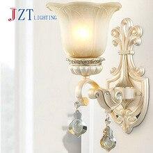 Z Best цена LED Европейский бра лестница лампа коридор огни ТВ Настенные светильники один двойной головкой отправить свет источник