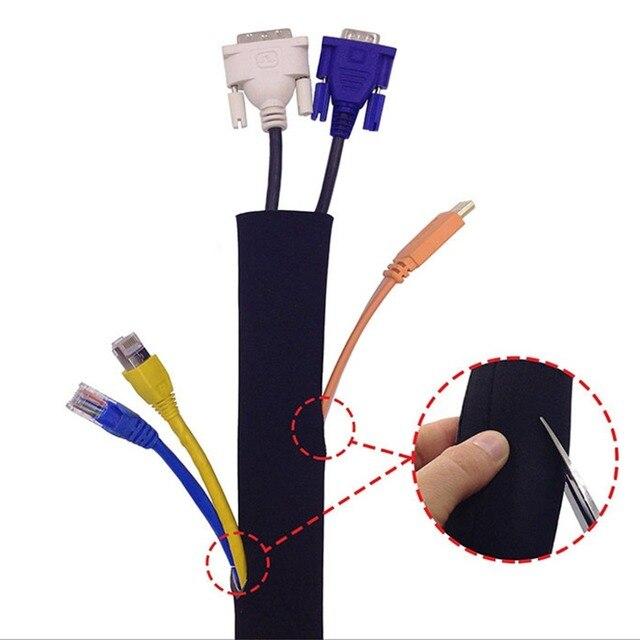 Купить неопреновый органайзер для кабельных проводов 125 см картинки