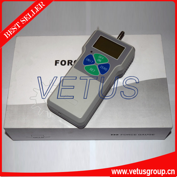 SF-500 digital push pull force gauge with high performance china made professional sf 100 digital force gauge