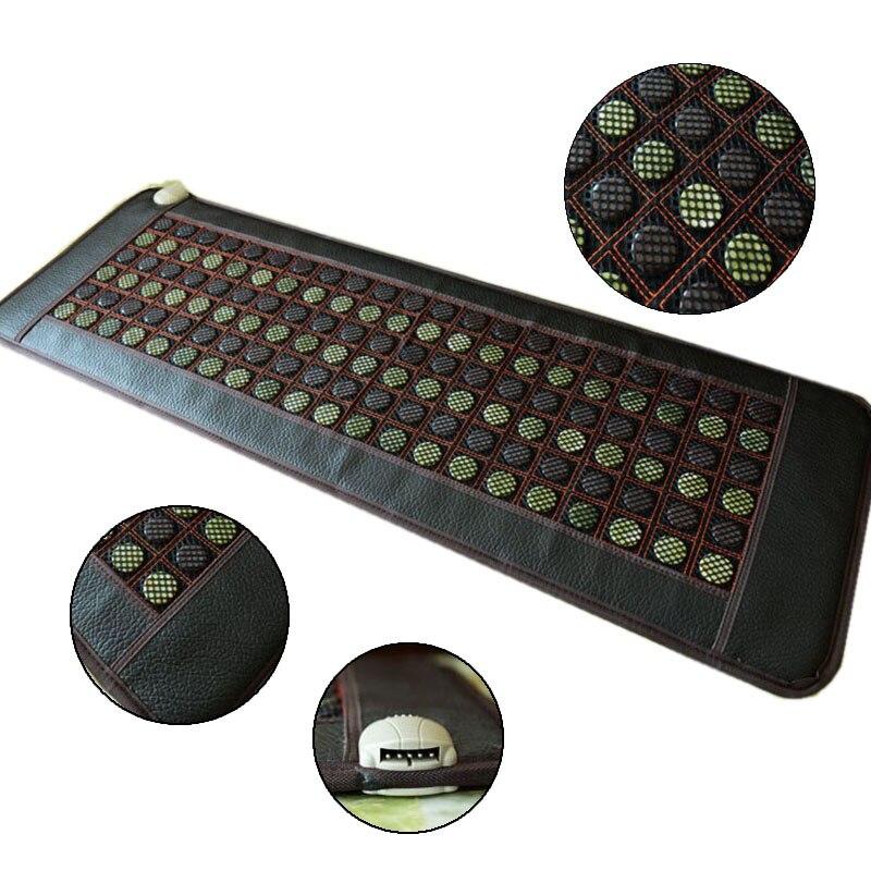 2019 New product! korea heating jade mat jade mattress tourmaline mat Tourmaline jade massager Thermal Jade Mattress 50*150CM-in Massage Chair from Beauty & Health    1