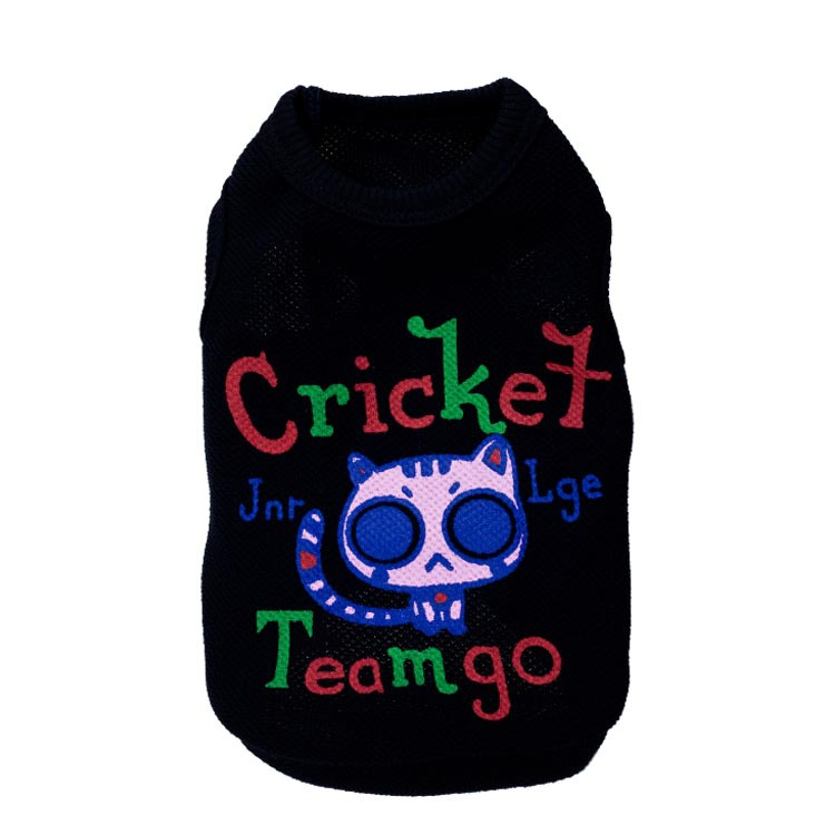Summer Dog Clothes Vest T shirt Letters Dogs Goods For