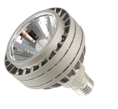 Free Shipping E27 PAR30 COB LED Light Bulb Lamp 25W warm/cool White AC85-265V Free shipping 2pcs original cree cxa 2530 cxa2530 white 5000k warm white 3000k 60w cob led emitter lamp chips light free sshipping