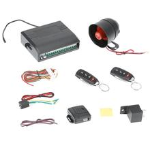 Car Vehicle Auto Burglar Alarm Protection Keyless S