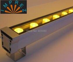 18 W podświetlające ściany led światła AC85 265V 1000*45*46mm krajobraz oświetlenie na zewnątrz dekoracyjne powodzi lampa do spryskiwaczy IP65 podkładka ściany|Zewnętrzne oświetlenie|Lampy i oświetlenie -