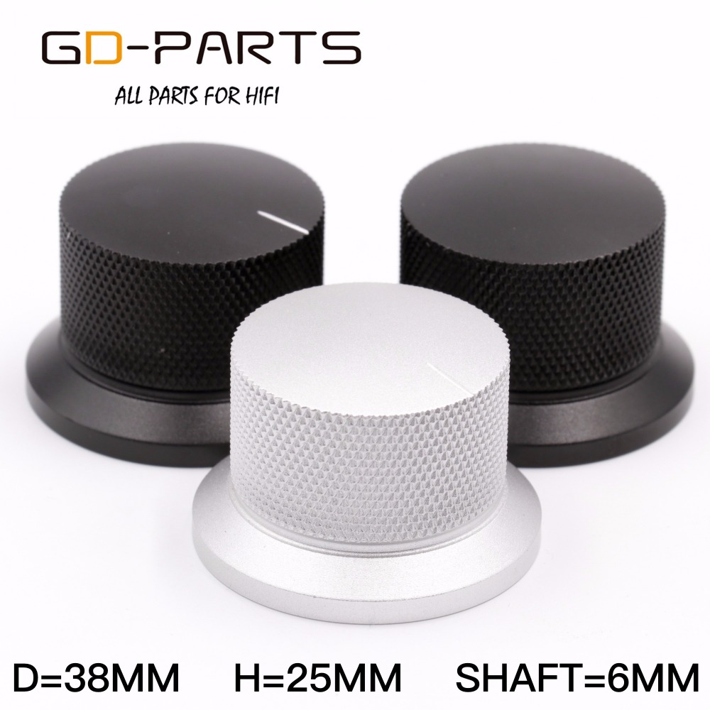 Musical Instruments & Gear 2pcs Aluminum Guitar Knobs For Guitar Potentiometer Volume Control Replacement To Have A Unique National Style