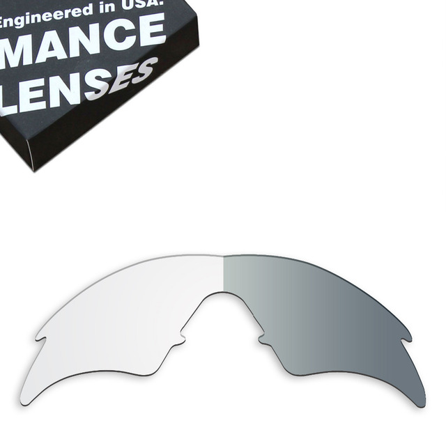 ffc30c781f ToughAsNails Replacement Lenses for Oakley M Frame Sweep Sunglasses  Photochromic Clear (Lens Only)