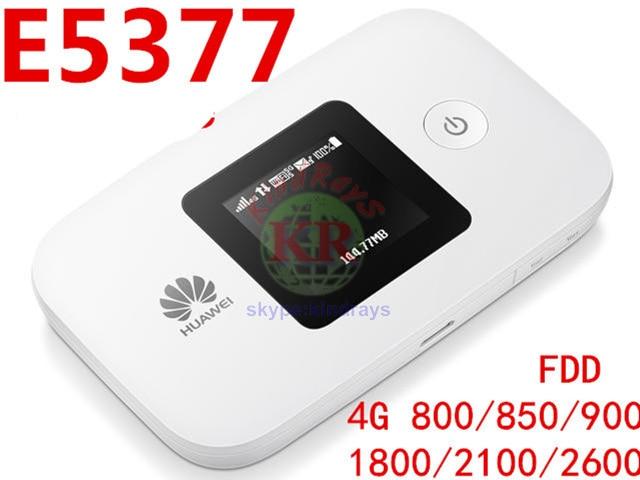 Desbloqueado huawei e5377 4g lte enrutador 4g lte pocket wifi e5377s-32 Poket WiFi dongle 4g LTE mifi PK E5577 e5377s e5573 e5372 e589