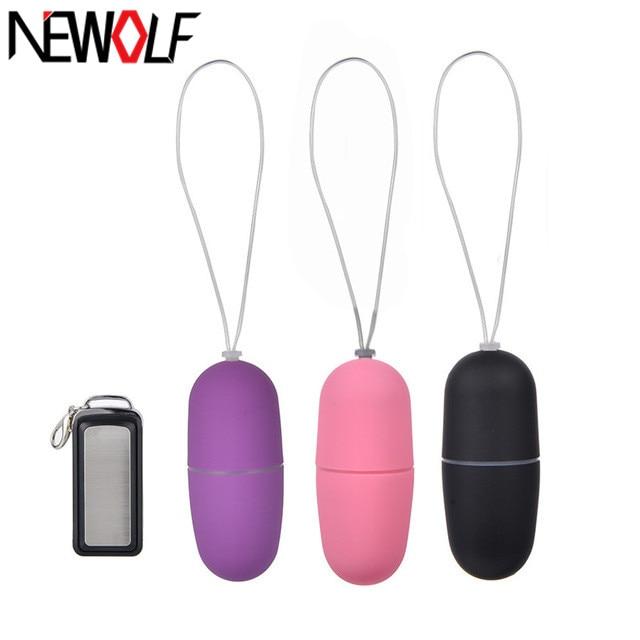 Buy Waterproof Women Wireless Vibrating Jump Egg Speeds Remote Control Vibrator Bullet Sex Adult Sex Toys Sex vibration PY259