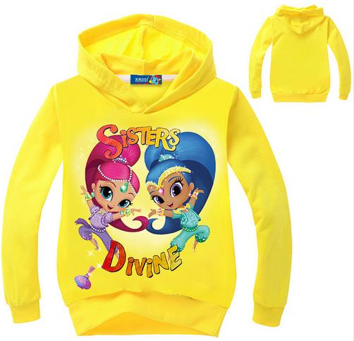 Kids-Student-Cotton-Tops-Sports-Casual-Tees-Sweater-Children-Hoodie-Long-Sleeved-T-Shirt-Baby-Girls-Shimmer-and-Shine-T-Shirt-3