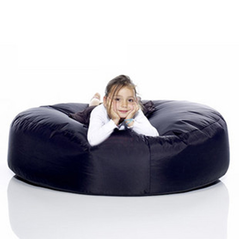 Free Shipping Fatboy Round Beanbag Bean Bag Sofa Bean Bag Chair Bean Bag  Bed SIZE 120*30CM MINI RURNITURE Without Filling In Living Room Chairs From  ...