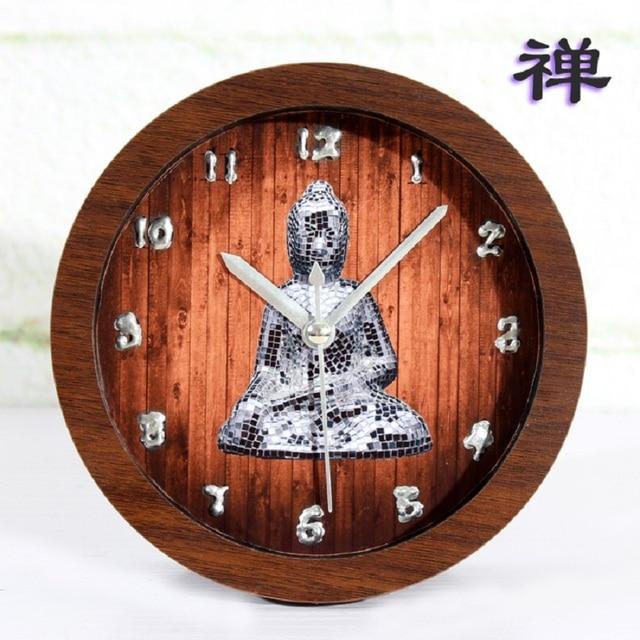 Digital Table Clock Alarm Clock Vintage Watches Reloj Klok Home Decor  Electronic Desk Clock Automobile Clocks