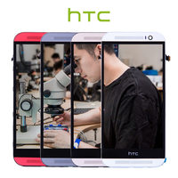 OEM For HTC ONE M8 Display Allparts Warranty Single SIM LCD For HTC ONE M8 Display