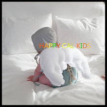 INS New Angel wings children pillow back pillow bed tent home photography props decoration pillow(China)