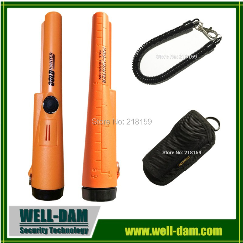 Gold Hunter AT PinPointer IP68 waterproof gold detectors underground gold <font><b>metal</b></font> detectors