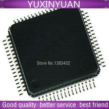 5 PÇS/LOTE ATMEGA64A-AU QFP ATMEL ATMEGA64A TQFP64 8 microcontrolador con 64 k Bytes em-Sistema de Flash programável
